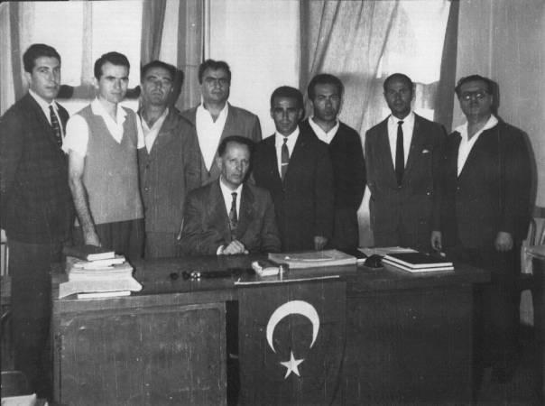 Türkçüler Derneği Kurucu üyeleri