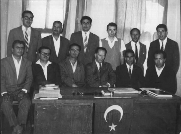 Türkçüler Derneği Yönetim Kurulu